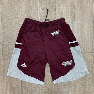 Mississippi State Bulldogs NCAA  Basketball Shorts